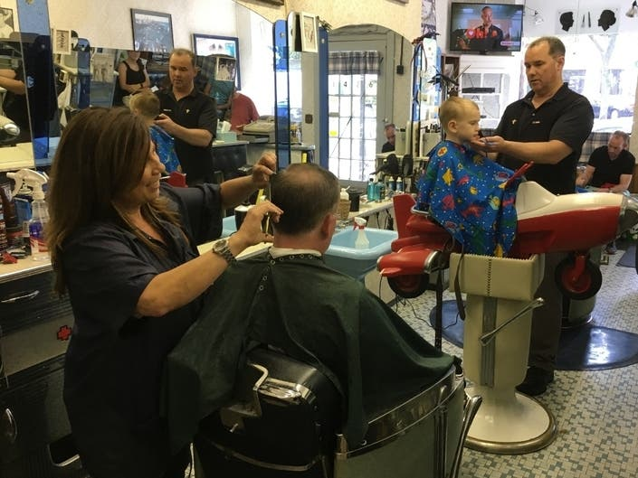 Barber Serville Prepares To Close After 7 Decades In Fairfield