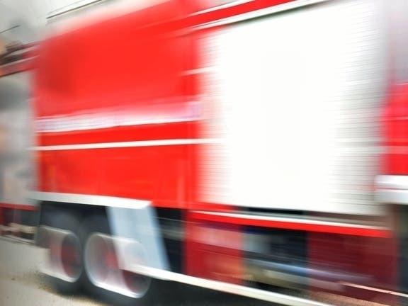 Riding Lawn Mower Engulfed In Blaze Outside Fairfield Restaurant