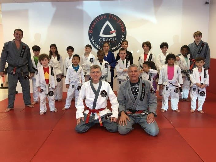 Brazilian Jiu-Jitsu Studio Opens In Fairfield