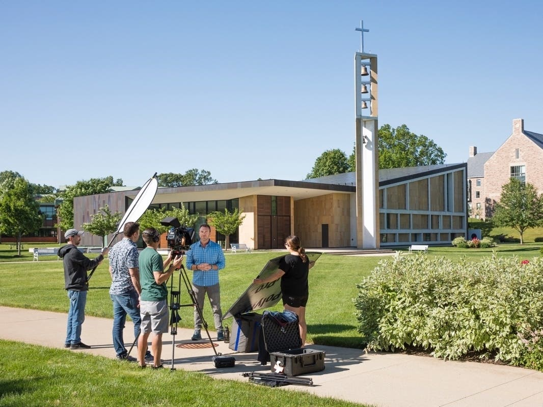 Sacred Coronary heart College Featured In Amazon Prime TV Present