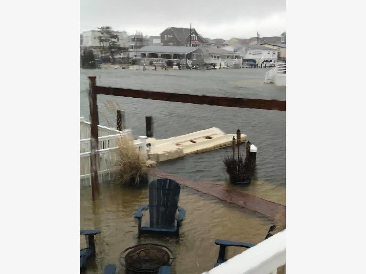 Flooding Grows On Long Beach Island With Each High Tide