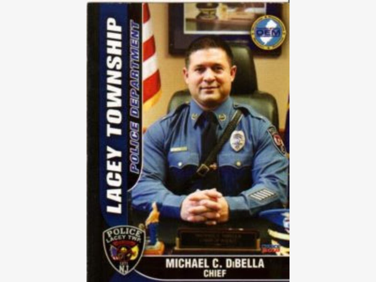 Lacey Police Start Popular Cop Card Program Lacey Nj Patch