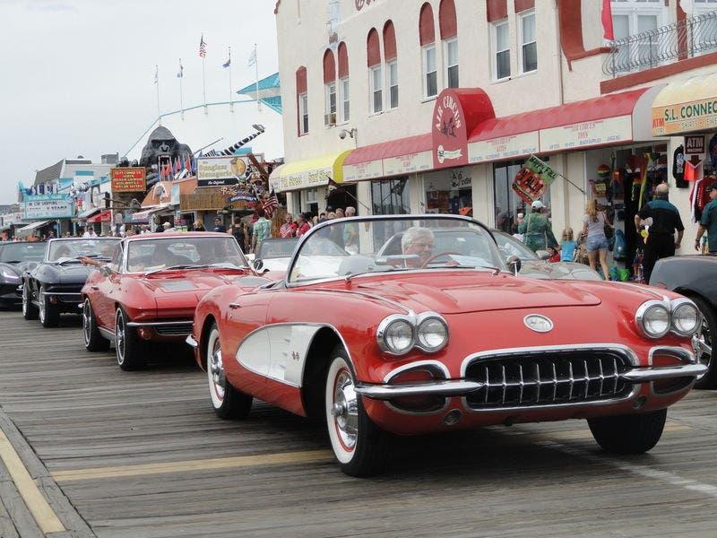 Car Show Weekend In Ocean City This Weekend Ocean City NJ Patch - Ocean city car show