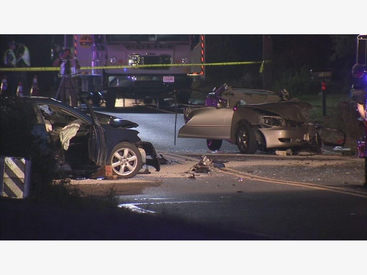 4 Killed In Gloucester Township Crash: Police | Gloucester