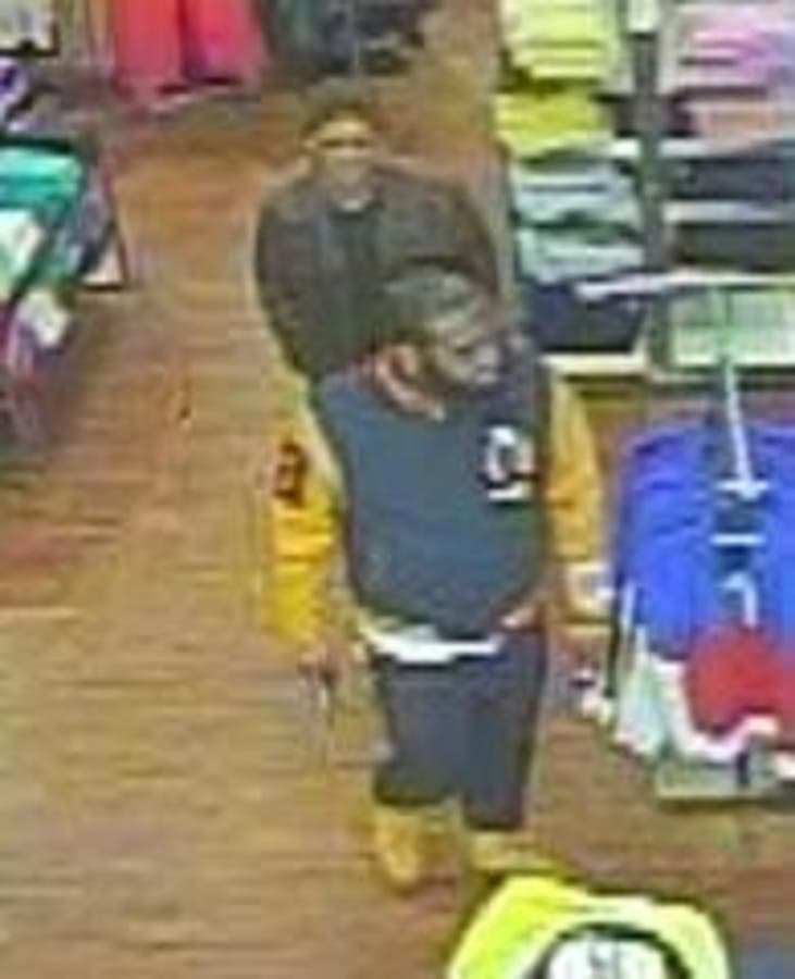 8e494f90 Police Seek Suspects In Gloucester Township Tommy Hilfiger Theft ...