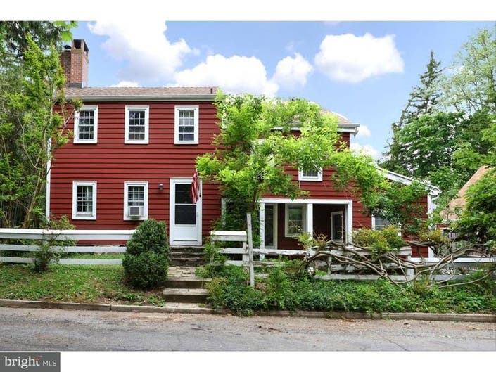 Thomas Jefferson Once Lived In This 1756 Princeton Home Princeton