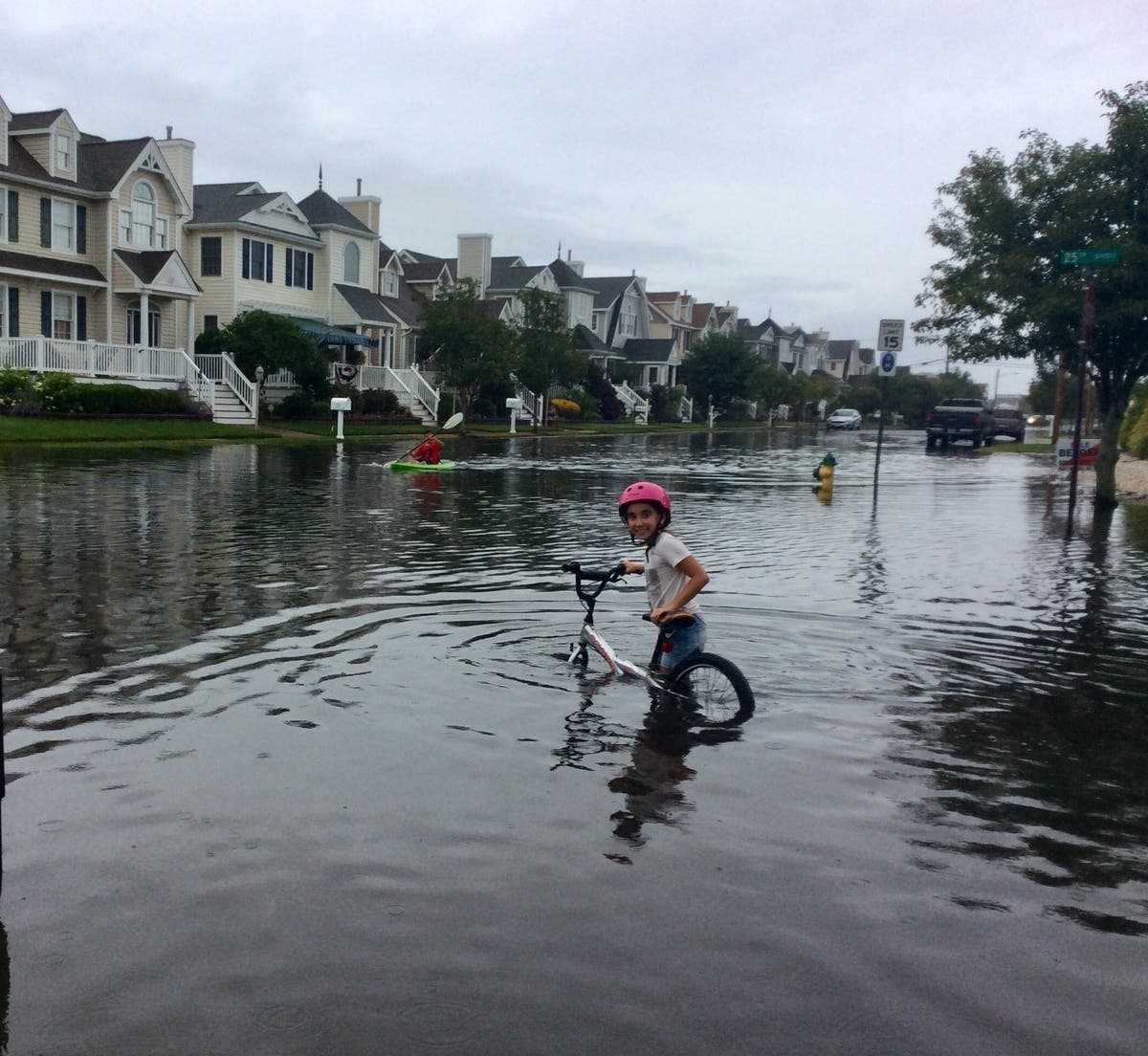 Storm Brings Flooding To Ocean City Saturday | Ocean City