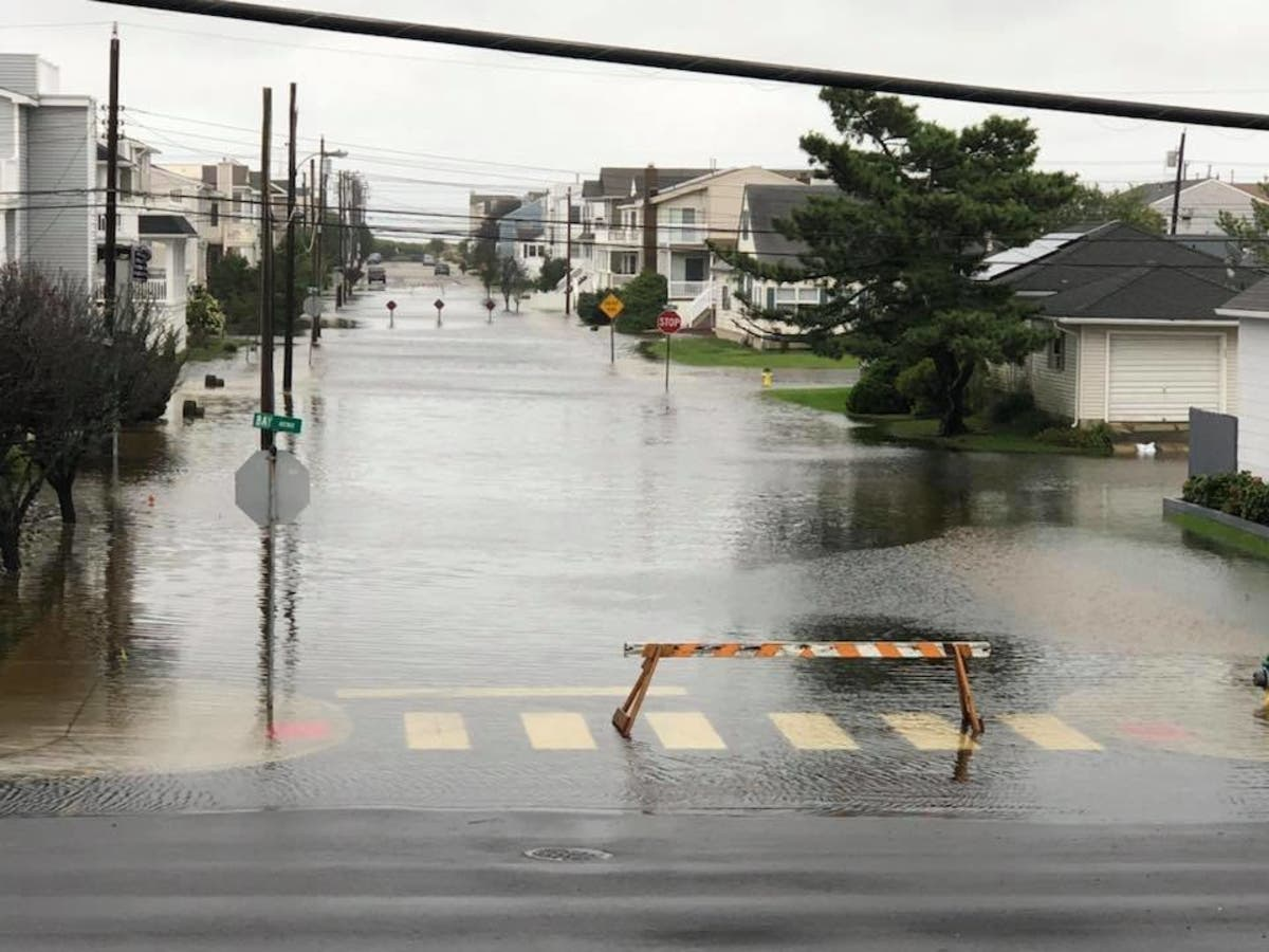 Ocean City Area Recovers From 1 Storm, Braces For Florence