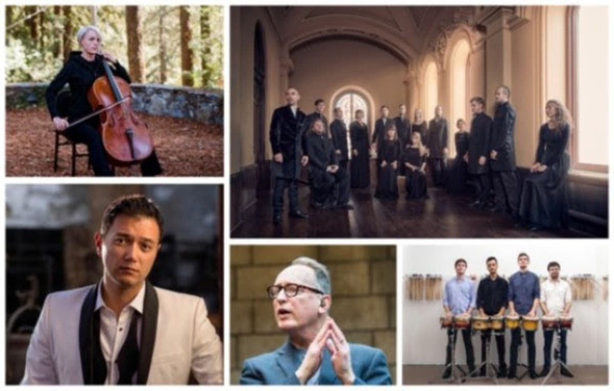 Institute For Advanced Study Announces Concert Series Lineup