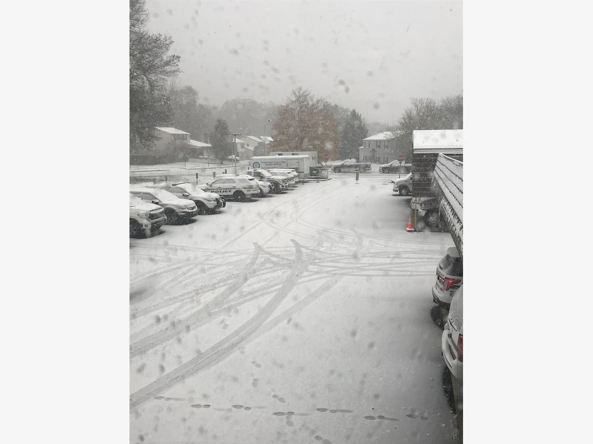 Gloucester Township Police Respond To 18 Accidents During