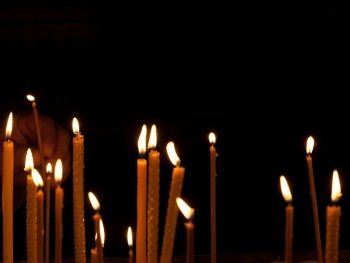 Candlelight Vigil For Overdose Victims In Camden County Aug. 27