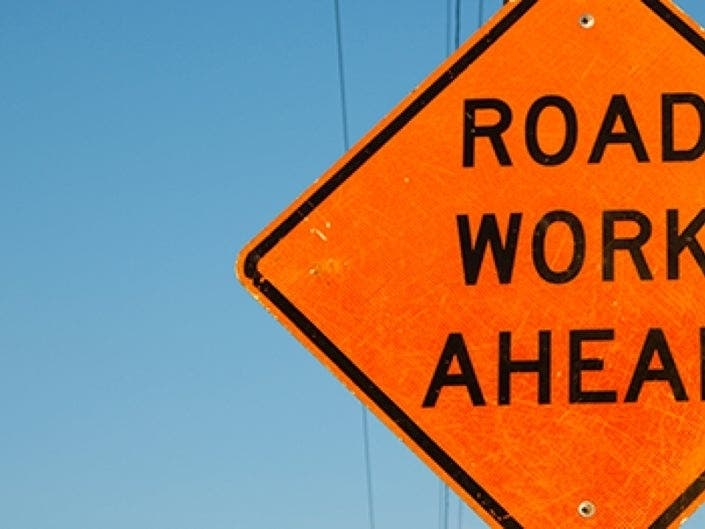 Construction Slowing Traffic On Chews Landing Road: GTPD