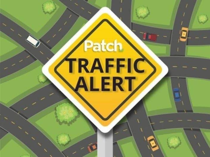 Accident Knocks Out Traffic Light On Berlin-Cross Keys Road: GTPD