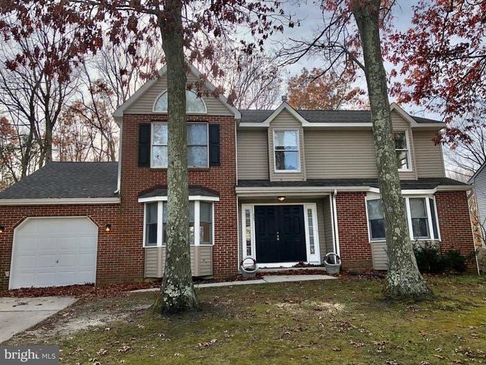 Stunning 4-Bedroom Gloucester Township Home On Market For $263K