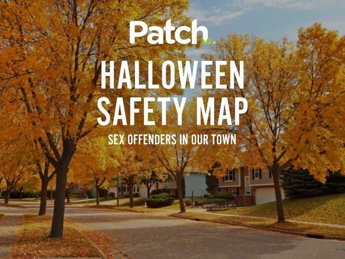 Gloucester Township Halloween 2020 Gloucester Township 2020 Halloween Sex Offender Safety Map