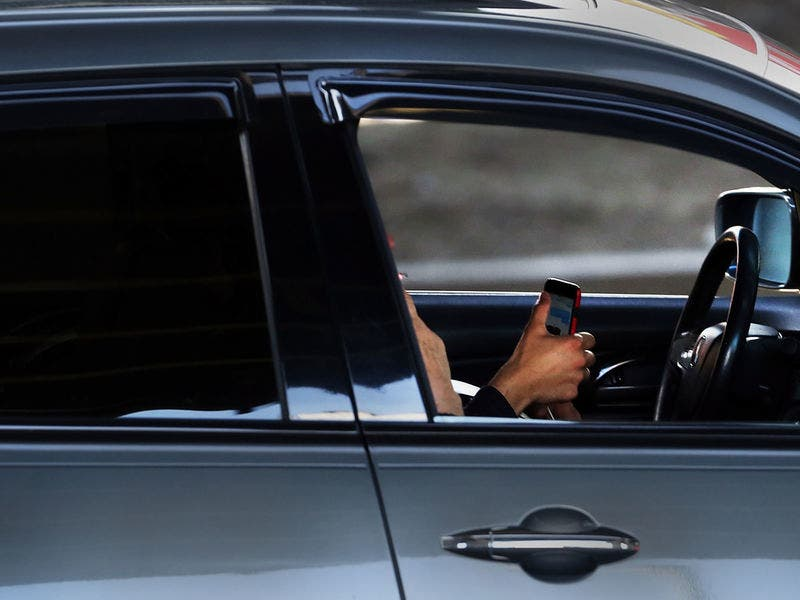Better Left Unread Than Dead Northborough Police Target Distracted Drivers