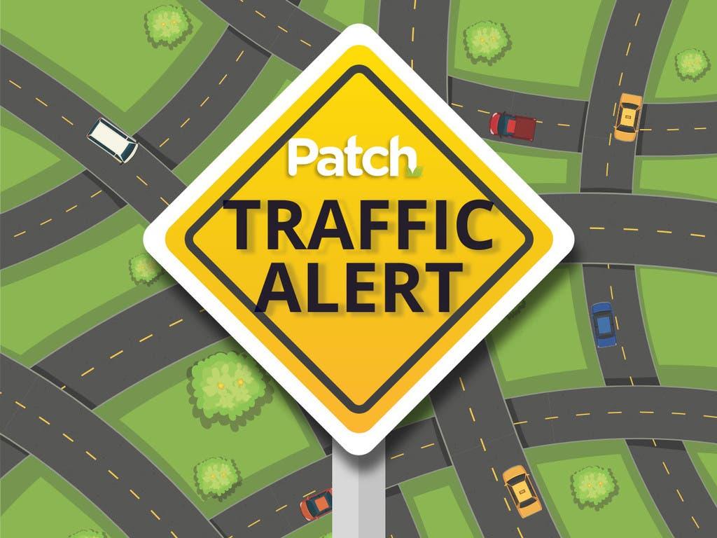 Crash Snarls Traffic On 290 Worcester | Worcester, MA Patch