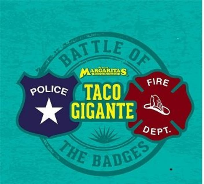Police Find 2 Pounds Of Meth And Semi Automatic Weapons In: Who Can Eat A 2-Pound Taco Faster? Police And Firefighters