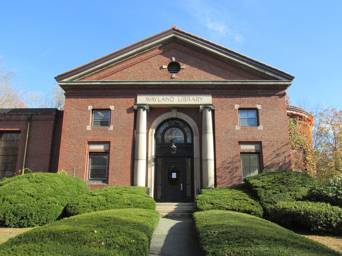 Coming Up At The Wayland Free Library | Wayland, MA Patch