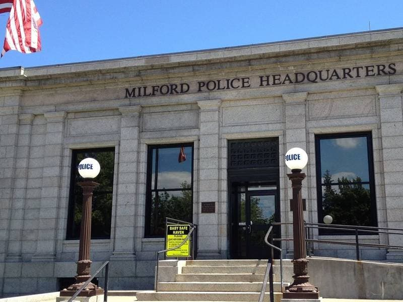 Stop & Shop & Shoplift, 85 Year Old Charged: Milford Police Log
