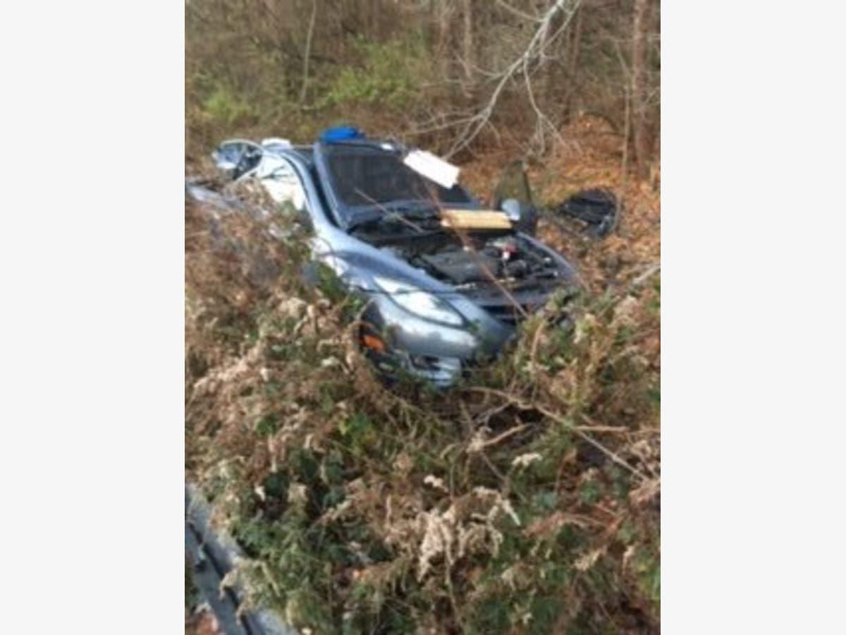 1 Sent To Hospital After Morning I-395 Crash Monday