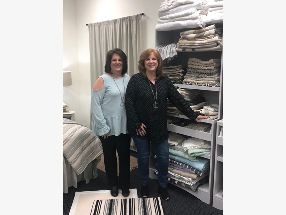 Bucks County Sisters Launch Line of Country Décor Designs