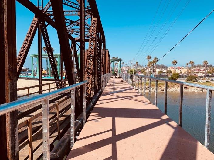 First Phase Of Santa Cruz Coastal Rail Trail Set To Open