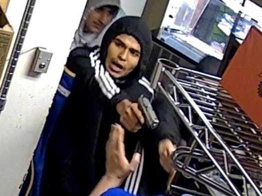 Livermore Police Searching For 3 Armed Bandits Who Robbed Ampm