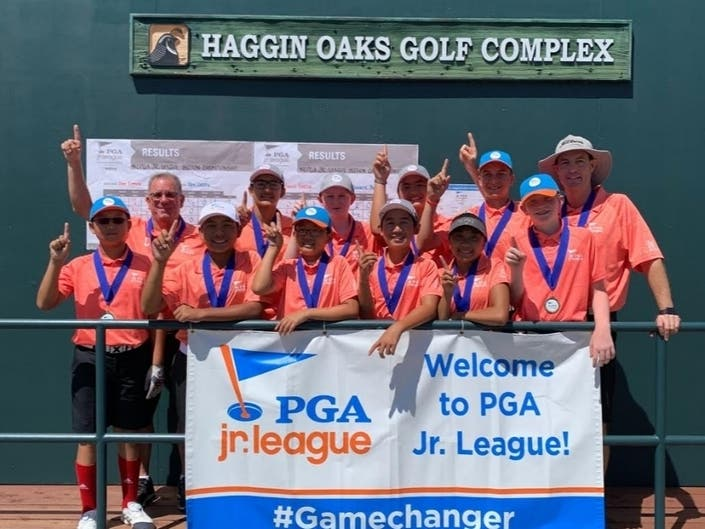 San Ramon League All-Stars Advance To Regional PGA Competition