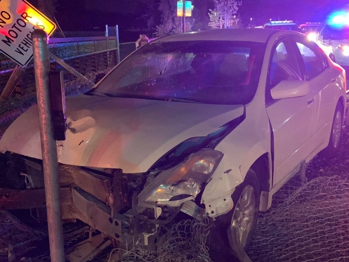 San Ramon Woman Damages Dublin Property In DUI Crash