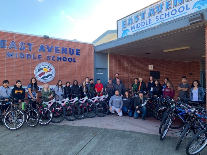 Bikes, Brews Fundraiser Brings Smiles To 88 Livermore Students