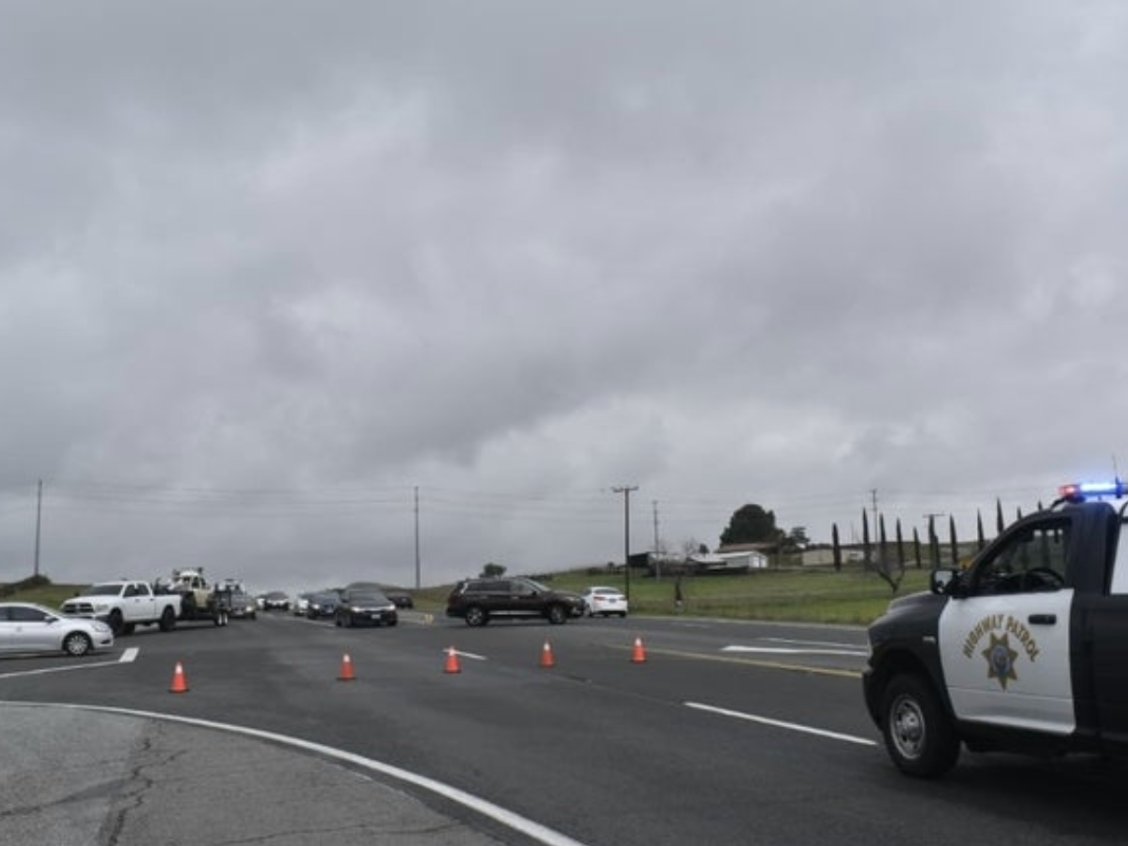 Tow Truck Driver Seriously Injured In SR-79 Crash
