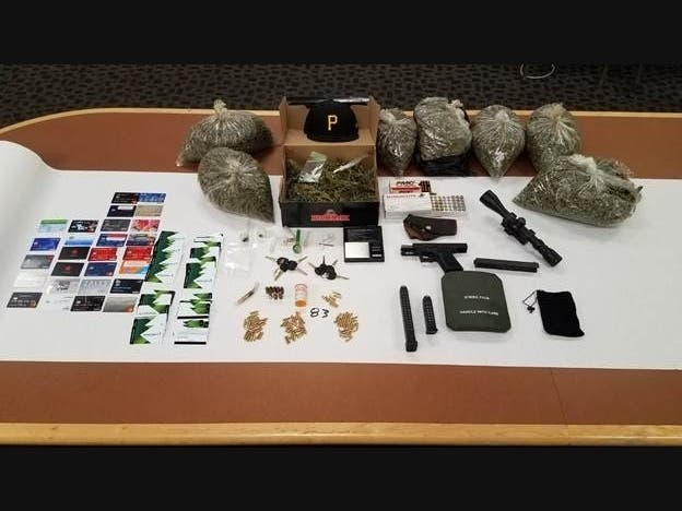 Lake Elsinore/Perris Gang Task Force Investigation Nets 8 Arrests