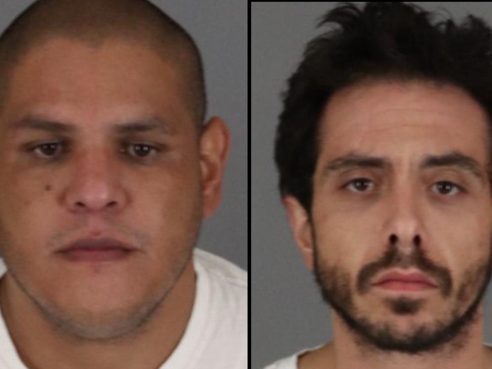 2 Suspected Burglars Nabbed By Lake Elsinore Deputies