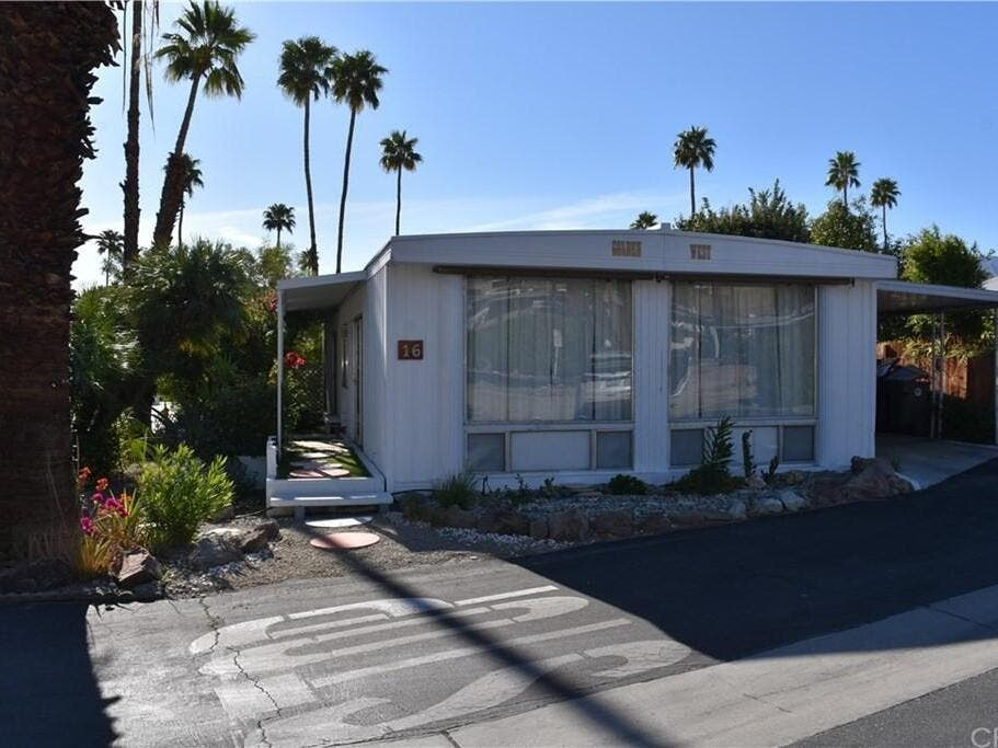 Least Expensive Home Listing In Palm Desert? It's Under $60K
