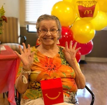 """Update from your neighbor: """"Residents Relive McDonald's Memories..."""""""