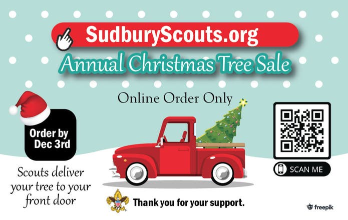How Are Christmas Sales Doing Dec 2020 Sudbury BSA Christmas Tree Sales – Online for 2020 at   Sudbury